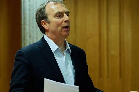 Serial controversialist Peter Hitchens. Picture: Contributed.
