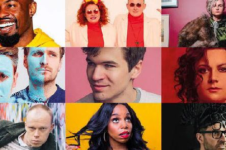 Nine contenders have been announced for the coveted best show honour at the Edinburgh Comedy Awards.