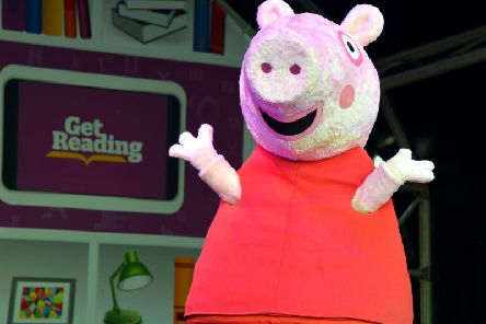 Peppa Pig. Picture: PA