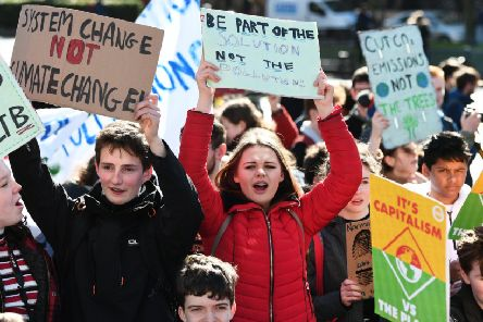 A range of ambitious measures are under consideration as part of Glasgow's response to the climate crisis. Picture: John Devlin