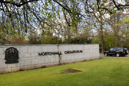 Mortonhall Crematorium was said to have told a funeral director that it would have refused to cremate the body of a child sex offender,
