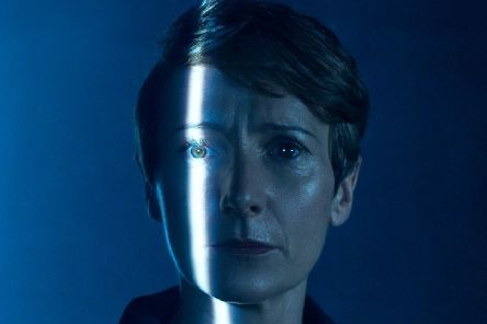 Polly Frame as Kris Kelvin in Solaris PIC: Helen Maybanks