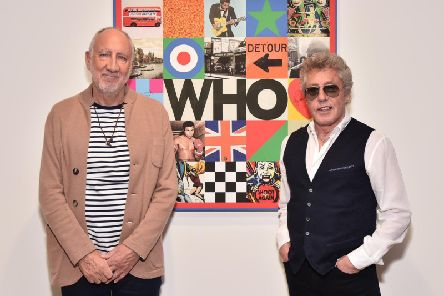 The Who announced the release of their new album, the first in 13 years, and a UK arena tour. Picture: Getty Images