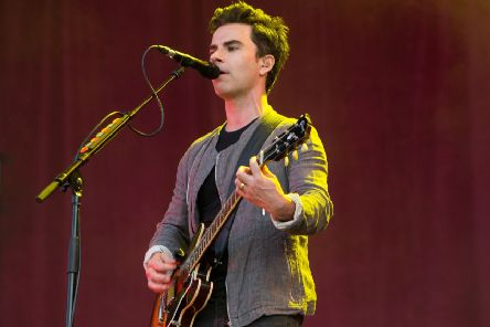 Kelly Jones of the Stereophonics. Photo by Keith Mayhew/SOPA Images/Shutterstock