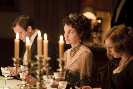 The snobbery on display at Downton Abbey is still in evidence in modern-day Scotland (Picture: Nick Briggs/ITV)