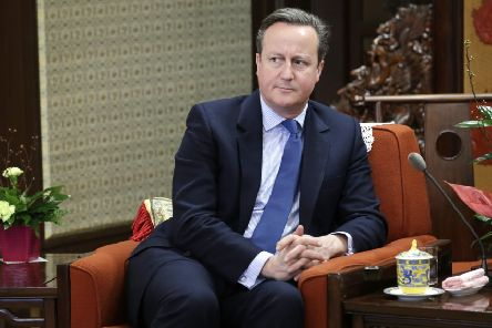 David Cameron resigned as Prime Minister after the Brexit referendum (Picture: Jason Lee/ Pool/Getty Images)