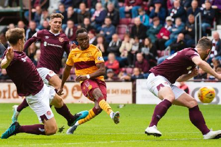 Seedorf scores for Motherwell