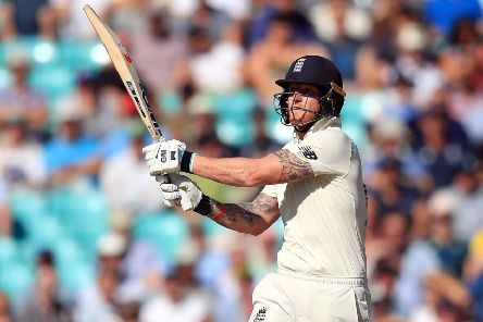 England's Ben Stokes. Picture: Mike Egerton/PA Wire