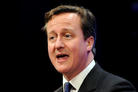 David Cameron's long-awaited political memoir is published this month. Picture: Lisa Ferguson