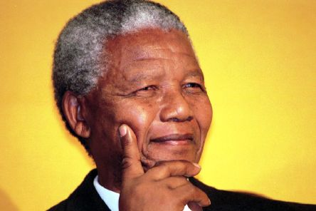 History recognises leaders, like Nelson Mandela, who make peace with bitter enemies as truly great (Picture: Adam Elder)