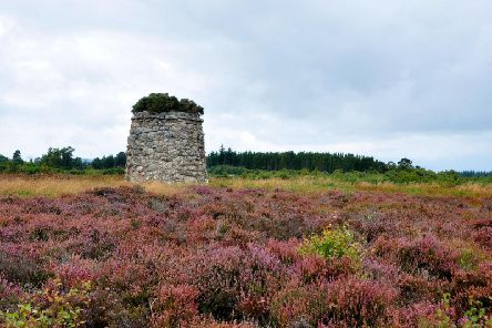 The luxury home will overlook the part of Culloden Battlefield owned by National Trust for Scotland. PIC: Herbert Franks/Creative Commons.