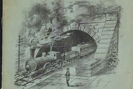 The channel tunnel that was designed to link Scotland to Ireland revisisted - proposed in 1868, the tunnel would have halved the journey time from Belfast to Glasgow from nine to four and a half hours  and would eliminate 'the absence of sea sickness and its accompanying horrors.