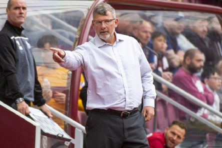 Craig Levein believes he is capable of lifting Hearts off the bottom of the table after a dismal run of form. Picture: SNS.
