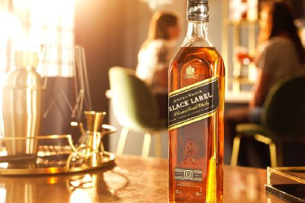 Johnnie Walker is one of the group's most famous Scotch whisky brands. Picture: Diageo