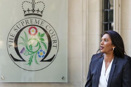 Gina Miller. Picture: PA