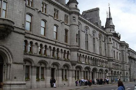 Cook appeared at Aberdeen Sheriff Court