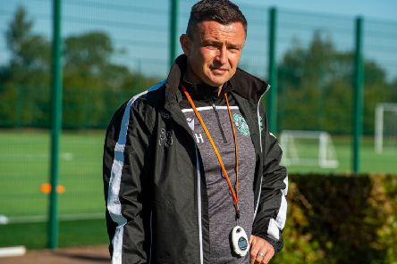 Paul Heckingbottom missed out on a Steel City derby, thanks to Paul Sturrock, so he knows what local rivalries mean to the players. Picture: SNS.
