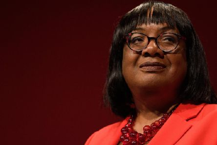 """Diane Abbott: Tories think they can win with """"dog-whistle racism"""""""