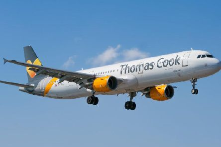 Thomas Cook is meeting with the firm's biggest shareholder along with creditors at City law firm Slaughter & May on Sunday in a final bid to piece together a rescue deal. Picture: Flickr/Andy Mitchell