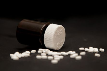 An aspirin a day could help stave off heart disease even if you are not specifically at risk, new research shows. Picture: SWNS