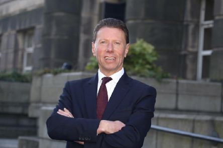 Stephen Ingledew is the chief executive of FinTech Scotland. Picture: Contributed