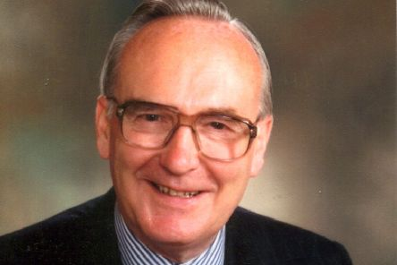 William Syson has died at the age of 88