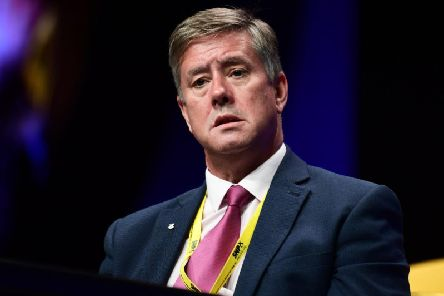 SNP depute leader Keith Brown said an IndyRef2 was a 'democratic necessity'