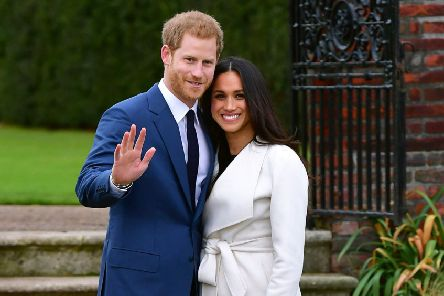 Prince Harry has spoken about his desire to protect his wife Meghan from the same degree of media attention that his late mother Diana attracted (Picture: Dominic Lipinski/PA Wire)