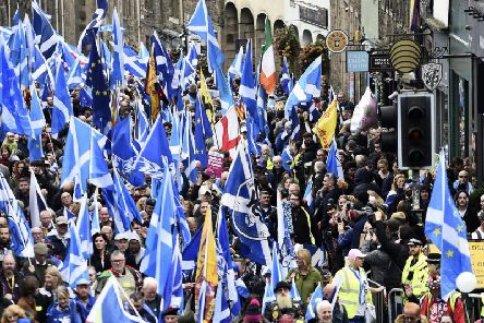 The Panelbase survey for The Sunday Times Scotland also found more respondents than not believe the Scottish economy would be better off with independence in the EU than in the UK after Brexit.