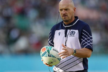 Scotland coach Gregor Townsend conceded his team didn't do enough to get the win they needed against Japan to stay in the World Cup. Picture: Getty Images