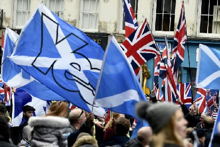 Derek Mackay says Scotland cannot afford the union. Picture: Lisa Ferguson