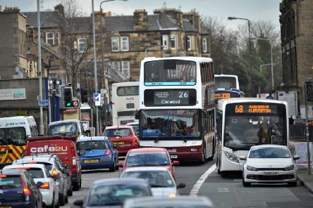 A majority of UK drivers say cities are unsafe for children. Picture: TSPL