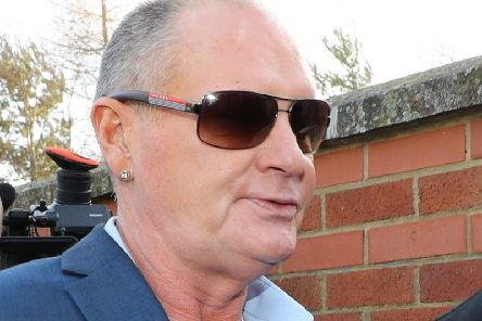 Gascoigne's trial is due to start on Monday. Picture: PA