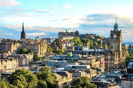 The number of 1m-plus deals in Edinburgh has risen year on year by 24 per cent. Pic: evenfh-Shutterstock.