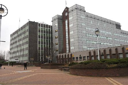 Fife Council HQ.