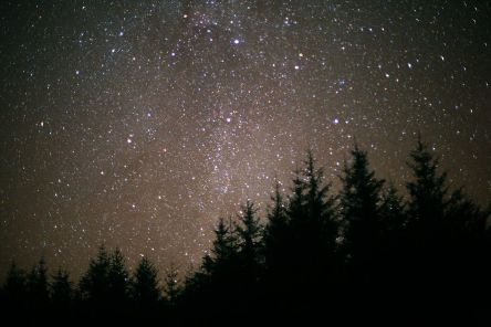 Dark skies are a rare and important natural resource. Picture: TSPL