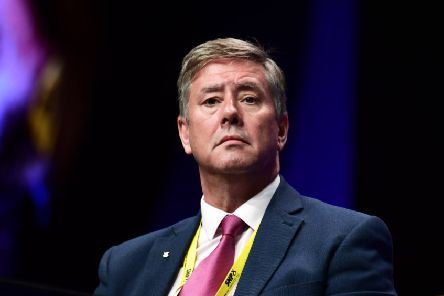 Keith Brown said Yes movement must welcome former No voters 'with open arms'. Picture: John Devlin
