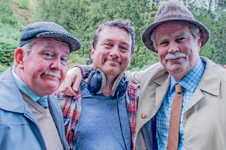 Ford Kiernan and Greg Hemphill will be honoured alongside Still Game director Michael Hines at next month's BAFTA Scotland Awards.