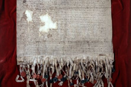 The Declaration of Arbroath. Natational Museums of Scotland.