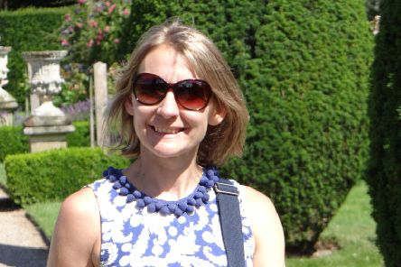 Dr Alice Konig, Senior Lecturer in Latin and Classical Studies at University of St Andrews