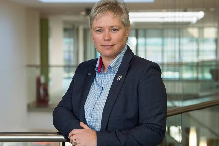 The Data Lab chief executive Gillian Docherty. Picture: Contributed