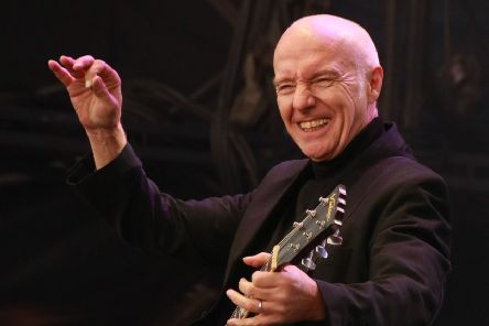 Midge Ure rolled out some of his biggest Romantic anthems