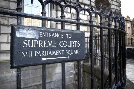 The legal challenge, heard at the Court of Session in Edinburgh, suggested that that the proposed deal breaches UK law by leaving Northern Ireland in a separate customs arrangement to the rest of the country. Picture: PA