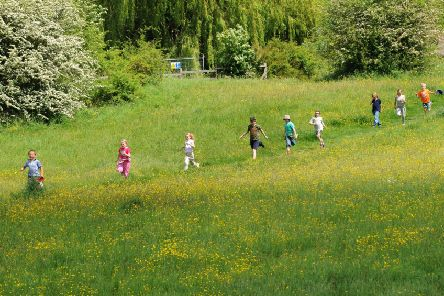 Fewer children are going on country walks. Picture: Photo by David Bagnall/Shutterstock