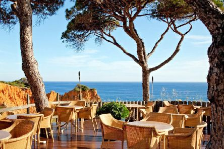 Prices for destinations such as the Algarve after the scheduledBrexit deadline of 31 Octoberhave dropped by up to half compared to the same time last year. Picture: Pine Cliffs