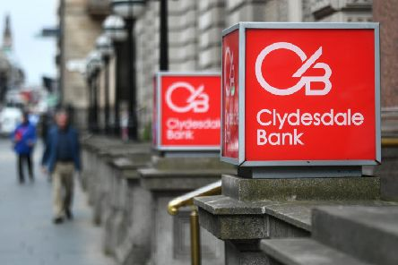 CYBG will change its name to Virgin Money from 31 October. Picture: John Devlin