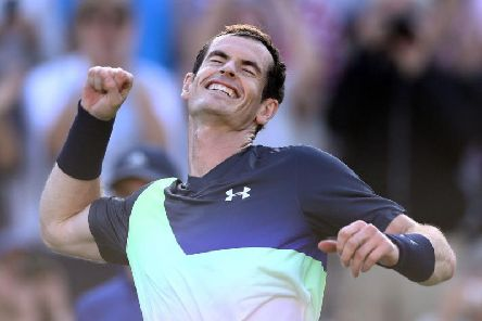Andy Murray recently won his first ATP title since returning from injury.