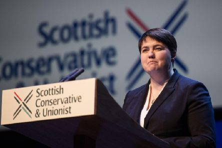 Ruth Davidson's resignation as leader was a blow to effective opposition to the SNP in Scotland (Picture: Getty)