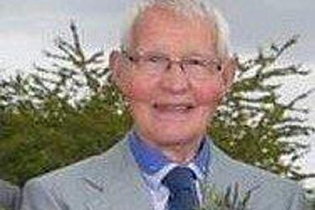 The family of a man who died in Scottish woodlands yesterday have paid tribute to a 'doting' and 'kind-hearted' great-grandfather.