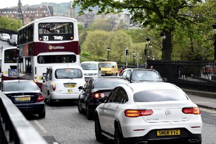 Edinburgh Council aims to go carbon neutral within the next 11 years - but it will cost the city billions. Picture: Lisa Ferguson